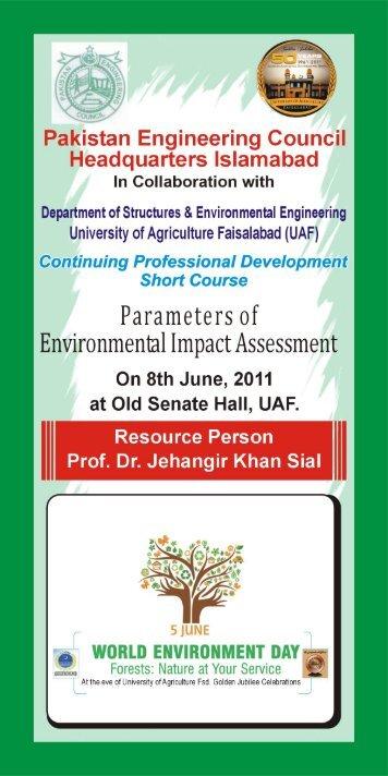Pakistan Engineering Council Headquarters Islamabad