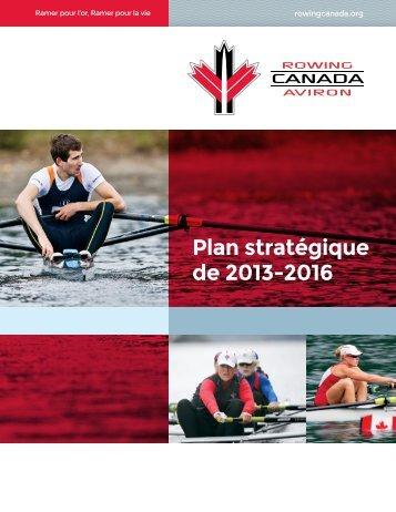 télécharger le dossier PDF suivant - Rowing Canada