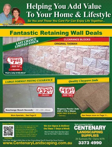 special - Centenary Landscaping Supplies