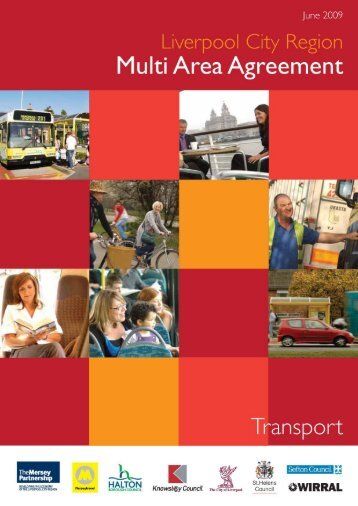executive summary - the TravelWise Merseyside website