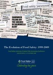 Food Safety Authorit.. - Inocuidade de Alimentos