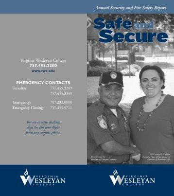 Secure Secure - Virginia Wesleyan College