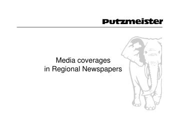 Media coverages in Regional Newspapers - Pmw.co.in