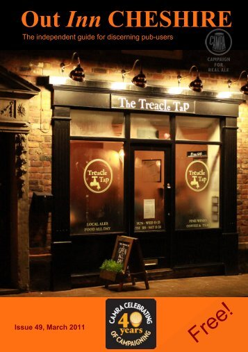 OIC 49 - Out Inn Cheshire