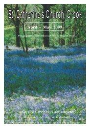 Crook Magazine 2009 04-05.pdf - The Parish of Crosthwaite and Lyth