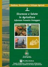 Sicurezza e Salute in Agricoltura - Provincia di Lecco