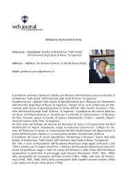Spiridione Alessandro CURUNI - web journal