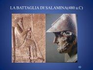 Salamina - Liceo classico Giovanni Berchet