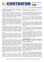 16 DE OUTUBRO DE 2012 – ANO I Nº 129 ... - Ncstmg.org.br