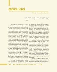 América Latina - Légua & meia