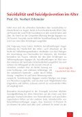 Suizid im Alter - Telefonseelsorge Berlin - Page 5