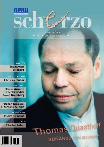 201 Oct - Scherzo