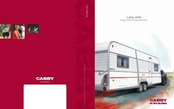 Omslag Nytt.indd - Cabby Caravan AB
