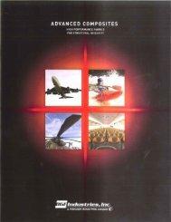 Download Advanced Composites Brochure - BGF Industries, Inc.