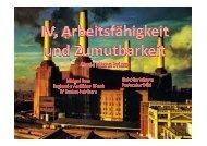 Präsentation Herr Dr. med. Michael Benz, IV Kanton Solothurn