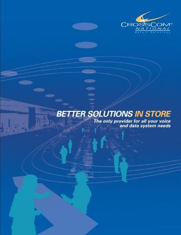 Corporate Brochure - CrossCom National