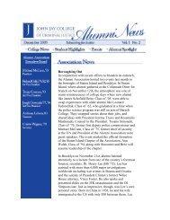 December 2005 - John Jay College Of Criminal Justice - CUNY