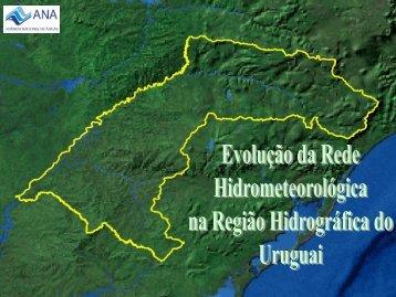 Evolução - RH Uruguai - Ana