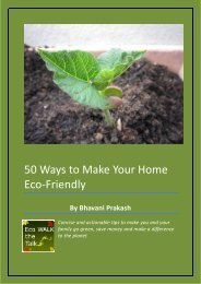 50 Ways to Make Your Home Eco-Friendly