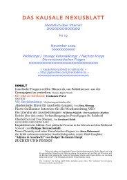Nr 10 --- November 2004 - Historical Revisionism by Vrij Historisch ...