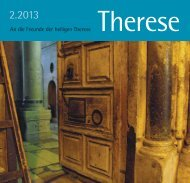 Download als PDF - Therese von Lisieux