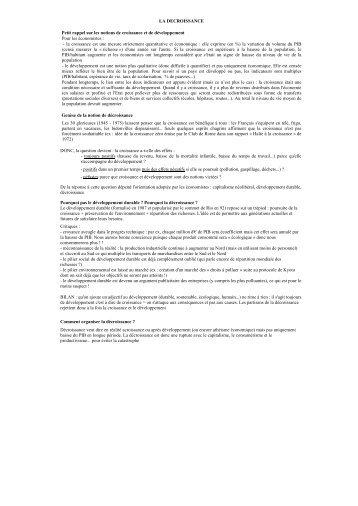 Topo déroissance - Contacter un comité local d'Attac