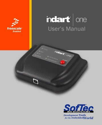 inDART-One User's Manual