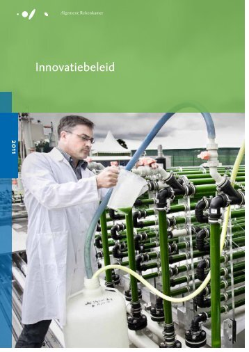 Rapport Innovatiebeleid - Accountancy Nieuws