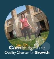 Cambridgeshire Quality Charter - Cambridge City Council