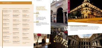 brochure delle sale congressi e hotel - Roma