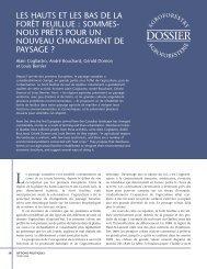 PDF à télécharger - Institut de recherche en biologie végétale ...