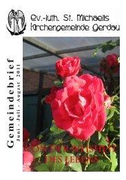 Gemeindebrief 2/2011 - Kg-gerdau.de