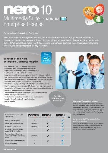 Enterprise License - COMPAREX
