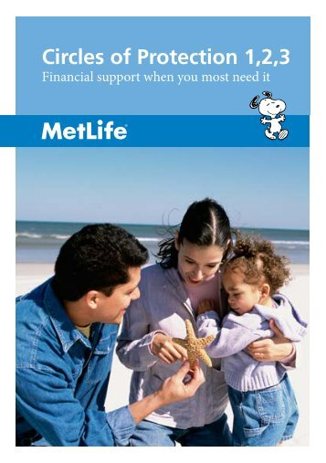 Circles of Protection 1,2,3 - MetLife Alico