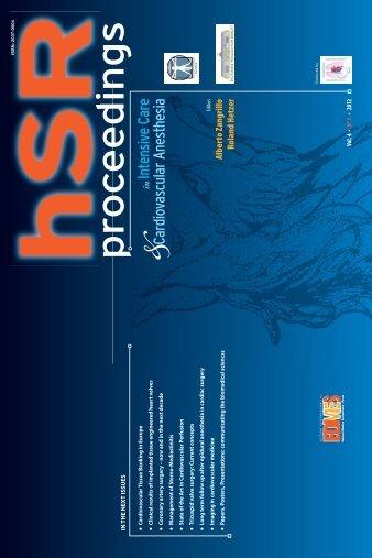 Full HSR proceedings Vol. 4 - N. 3 2012 in PDF