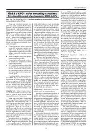 Sklenička, P. 2005. ÚSES v KPÚ – střet metodiky s realitou. Několik ...