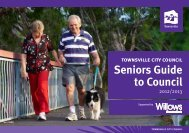 Seniors Guide to Council - Townsville City Council - Queensland ...