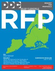 se818, rei services for construction of sanitary and storm sewers ...