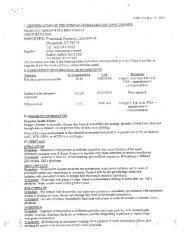 Virkon S powder - Environmental Health & Radiation Safety