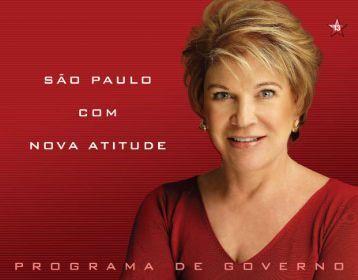 Marta Suplicy - Rede Nossa São Paulo