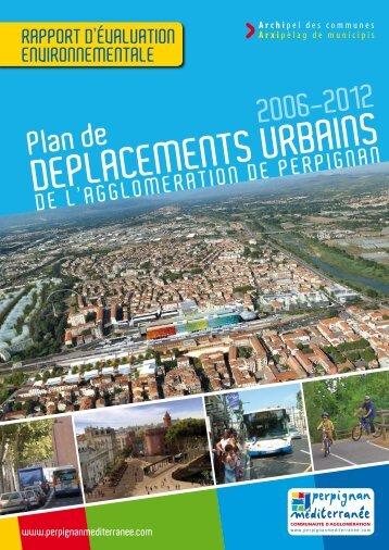 DEPLACEMENTS URBAINS - Communauté d'agglomération de ...