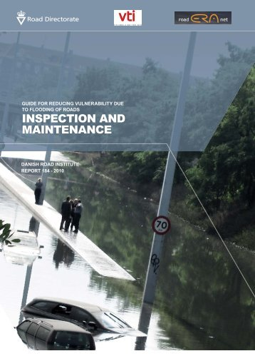 INSPECTION AND MAINTENANCE - Climate Change Adaptation