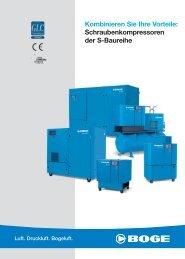 Schraubenkompressoren der S-Baureihe - Siebert Hydraulik ...