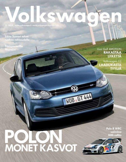 MONET KASVOT - Volkswagen
