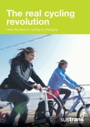 The Real Cycling Revolution - Spokes