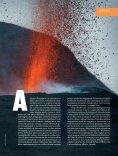 Massas viscosas de rochas se misturam e podem sair como lava em ... - Page 2