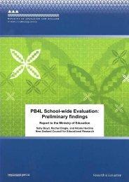 PB4L-School-wide-Evauation-Preliminary-Findings
