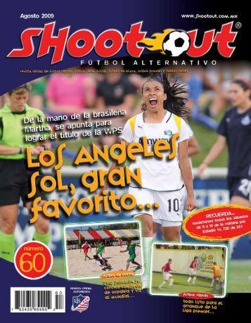 HGO - Shootout. Futbol Alternativo