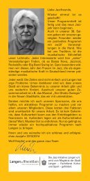 2013/2014 - Jazz-Initiative Langen eV
