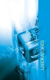 Les laboratoires - 2011 - Genopole